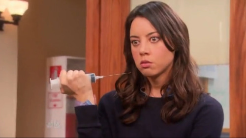 jasonfnsaint:  April Ludgate