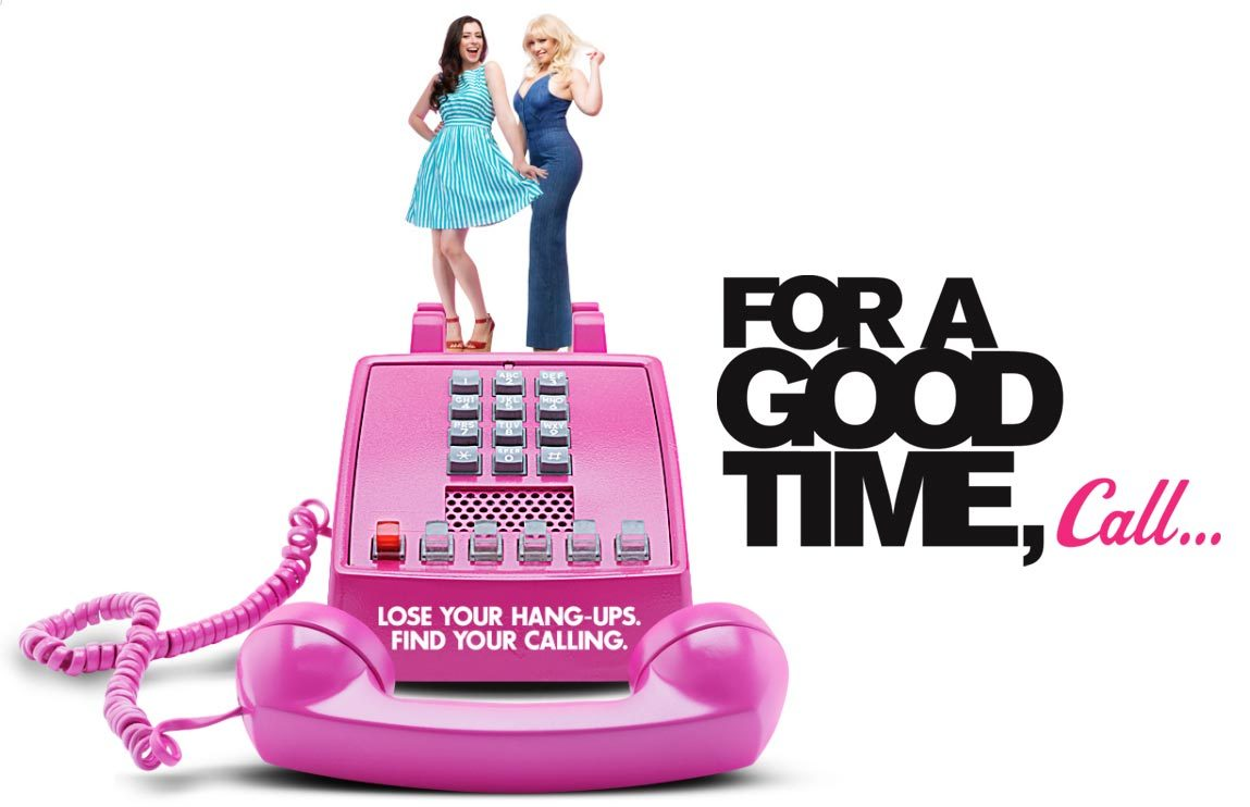 quellyanne:  053/365  Movie: For a Good Time, CallDirector: Jamie TravisStarring:  Lauren Miller; Ari GraynorRating: ★★★★★(Out of 5)   I loved it!