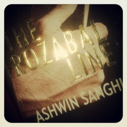 #Rozabal line #Ashwin #Sanghi #Religion #History #Thriller #books (at North Bombay Society)