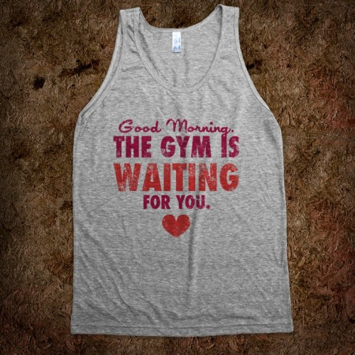 thisfitchickiknow:  The gym will always be there for me <3