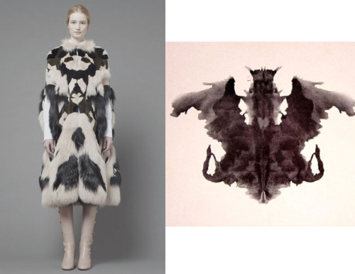 Pre-fall inspiration for Valentino