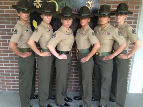 Sexy Women Marines 62
