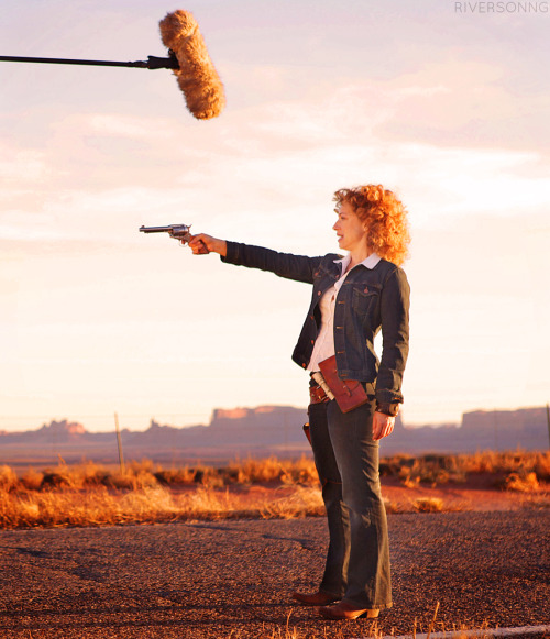 doctor who» behind the scenes.