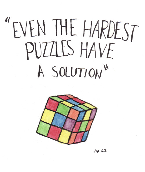 landsofblue:  89/365 even the hardest puzzles have a solution :)