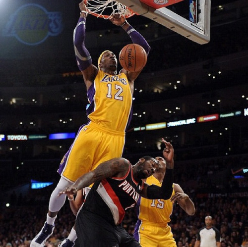 allbasketballallday:  Dwight Howard