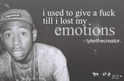 mesicanlucio:  The wise words of Tyler.