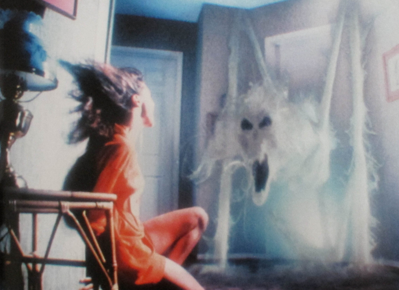 Inside out Poltergeist,Tobe Hooper