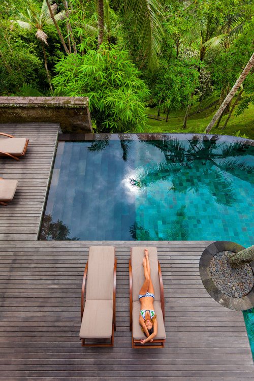 luxuryon:  The Grand Tour of Asia: Bali | Como Shambhala Estate resort