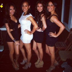 We were on point. 👌 #tbt @jazzeeh10 @julieephaam @brittanyluvu 👯👯
