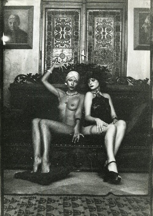 sistersofmoon: photo by Irina Ionesco, 1970