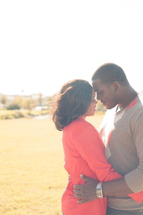 Check out today's super sweet and southern Real Engagement {Alabama}: Oriana and Donzell! http://www.blackbride.com/2013/02/25/real-engagement-alabama-oriana-and-donzell/