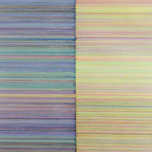 joansalo:   Untitled pen on canvas 90x90 cm. 2012