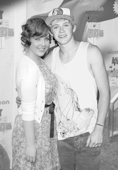Aislinn Paul & Niall Horan