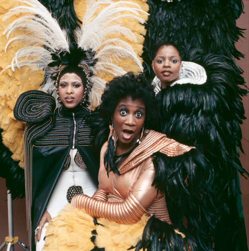 lustnspace:  Labelle  The fabulous 'nightbirds' known as Labelle