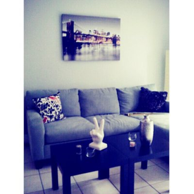 new canvas art for my living room :D