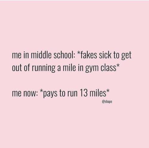 fitness humor runblr fitblr running runner half marathon