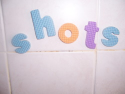 'shots' 26th October 2012 R. H.