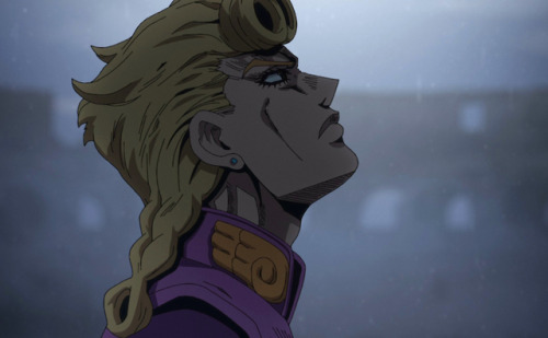 highdio:New preview screencap, Ep.34: 'The Requiem Plays Softly Pt.2′ airs never, everyone is okay you don't need to watch tomorrow. #im already sobbing bye #jjba#jojo friday