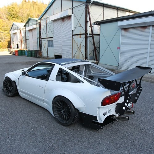 thespeedhunters:  #thenewitcar #bensopra #380SX #featured #comingsoon #joyofmachine / on Instagram http://instagr.am/p/UhURnxtuV-/