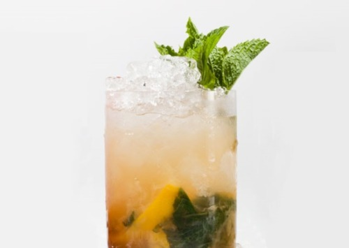 Drink This: A Whiskey Smash.