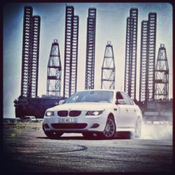 supercarsystem:  BMW 5 Series E60 M5