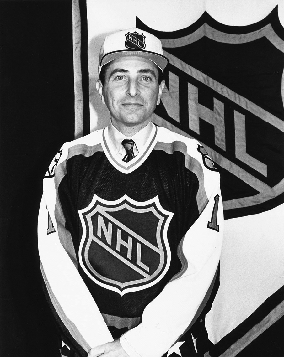 Pic: Remember when Gary Bettman was drafted? Yikes!