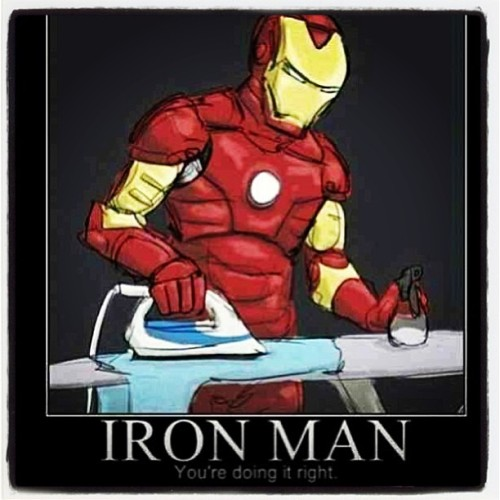 #ironman  #art #geek #funny  #silly  #ipad #instahub #idiot #instalike