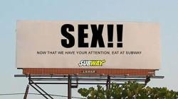 The Funniest Billboard Signs! Some of these are too funny! You have to see #5! I can't stop laughing. Check them out:
