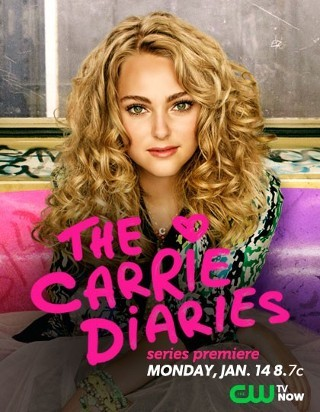 I'm watching The Carrie Diaries                        29 others are also watching.               The Carrie Diaries on GetGlue.com
