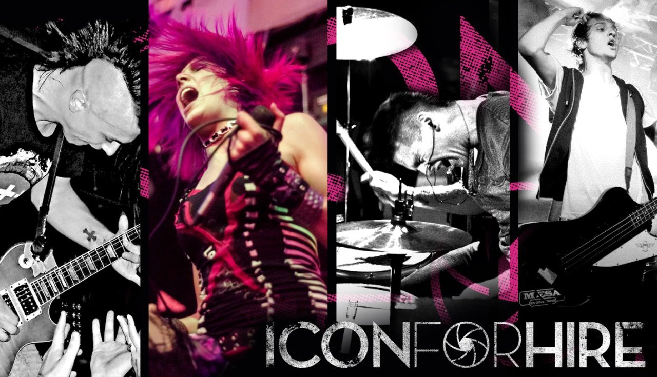 flyleafagain:  Icon for hire fans, the new album is set to release this fall!