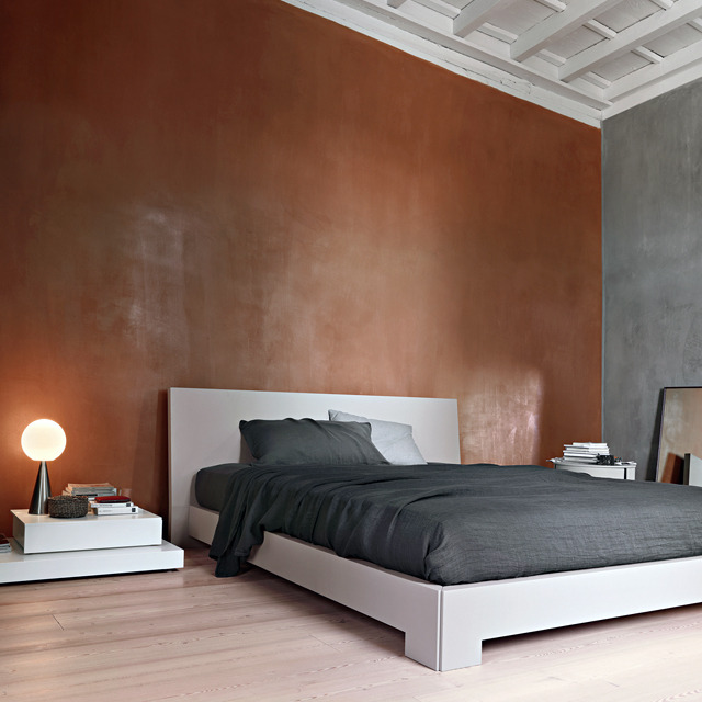 Quaranta Bed by Lema.