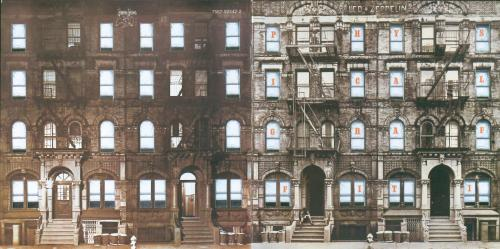 theatomheart:  Physical Graffiti by Led Zeppelin