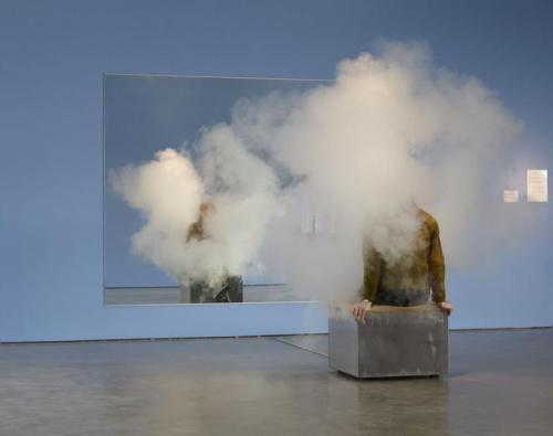 contemporary-art-blog:  Danish artist Jeppe Hein, Bonniers Kunsthall, 2013Contemporary-Art-Blog
