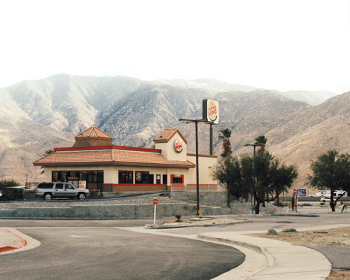 ryanpfluger:  The Passage - burger king, 2012