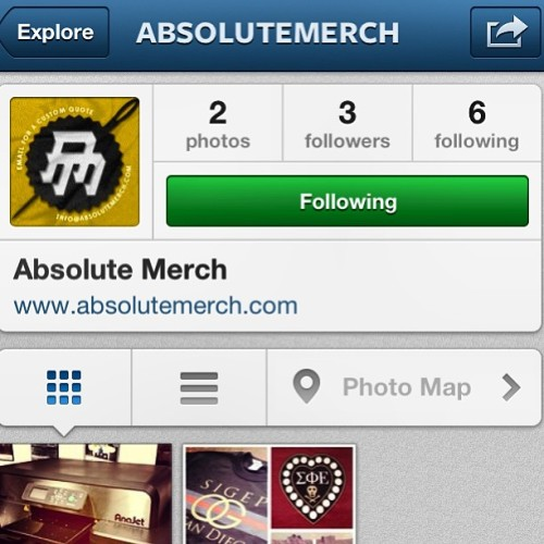 Really proud of what we're building here. #absolutemerch #2013 #allgoldeverything #maddsprezzy