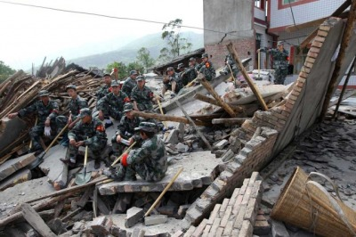 7.0 Quake Hits China's Sichuan Province Early Saturday a magnitude 7.0 earthquake struck southwestern China. Asia Society takes a look at the coverage of the news. Read the full story here
