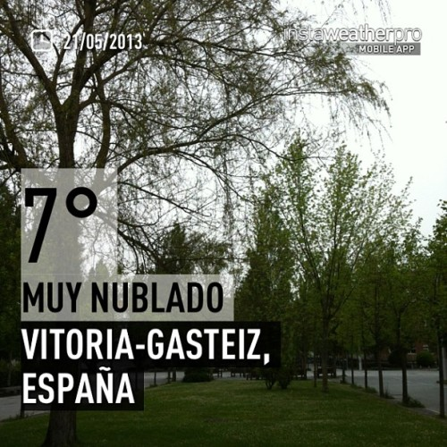 #vitoriagasteiz #rain #green #weather #instaweather #instaweatherpro  #sky #outdoors #nature  #instagood #photooftheday #instamood #picoftheday #instadaily #photo #instacool #instapic #picture #pic @instaweatherpro #place #earth #world #vitoriagasteiz #españa #day #spring #skypainters #cold #es
