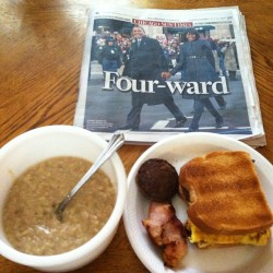 #BreakfastAndSunTimes  #Chicago