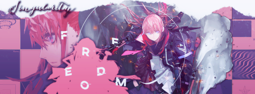 Facebook covers of AR-15 and M4A1 - Girls' FrontlinePlease drop a like and reblog if you like them ^_^ #girls frontline#girls frontline#m4a1#ar-15#st ar-15