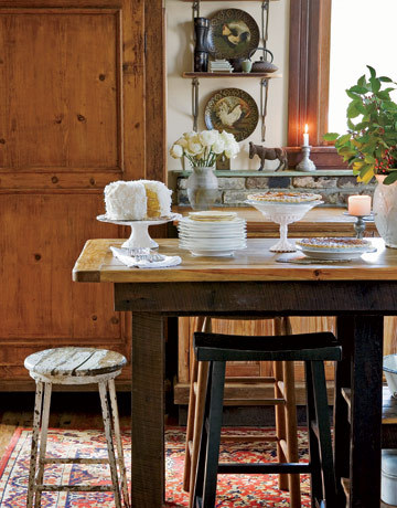 Home of Billy Reid, photograph by Justin Bernhaut for Country Living
