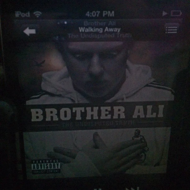 I hope you find a happy ending to your story someday. #brotherali #walkingaway