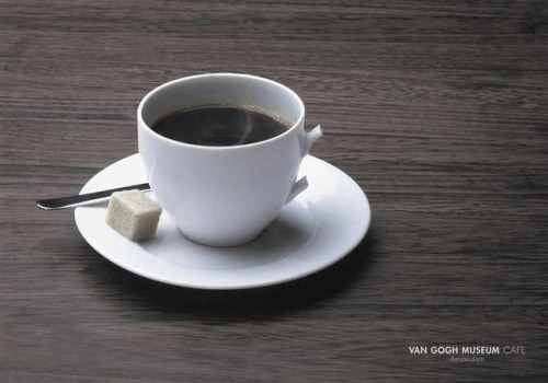 hyperallergic:  This Van Gogh Museum Cafe Ad Is Hilarious