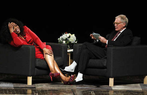 "…Oprah's Next Chapter teases that [David Letterman] will discuss details about his ""bombshell sex scandal … for the first time."" In 2009, Letterman surprised his Late Show audience by revealing that he had been the victim of a $2 million extortion plot following a sexual relationship with a former assistant…  more."