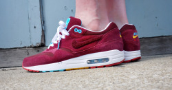 sweetsoles:  Nike Air Max 1 'Parra x Patta' (by FeetHeat)