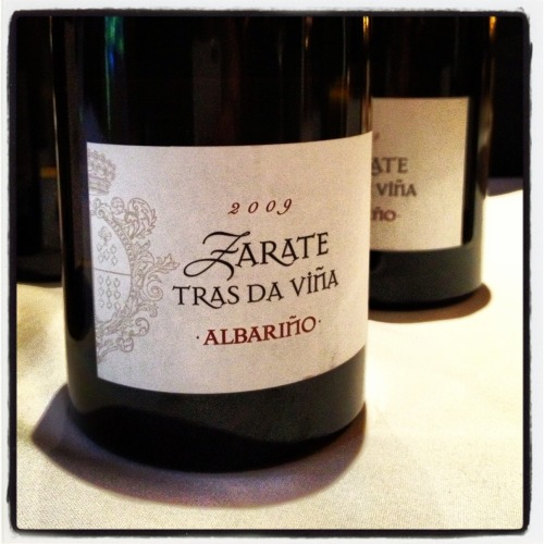 It's Albariño Day! If you want an Albariño, this is one of the best I've seen, yo. View Post