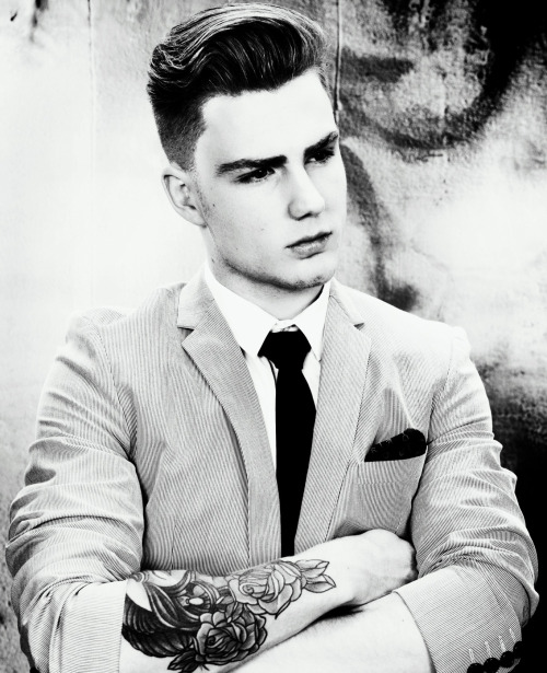 thomasdavenport:  AHFA Men's Hairdresser of the Year Finalist - Joey Scandizzo Salon