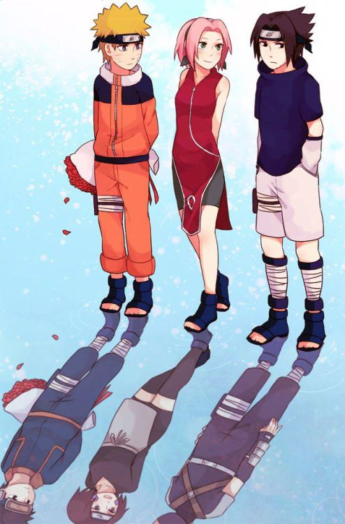 naruto-fan-blog:  So similar…