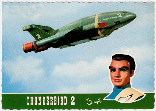 Gerry Anderson (1929 - 2012) (by Truus, Bob & Jan too!)