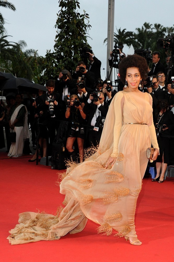 Solange at the 66th Annual Cannes Film Festival  My girl crush slays once again