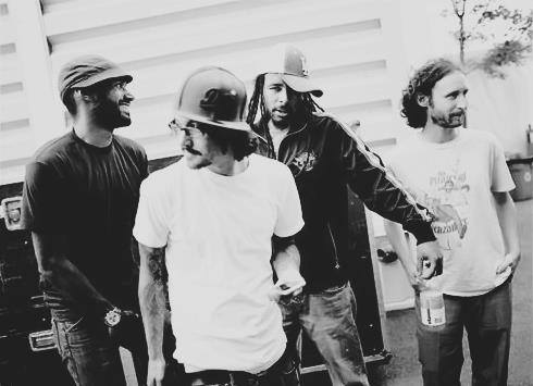 incubased:  The musicians of @IncubusBand